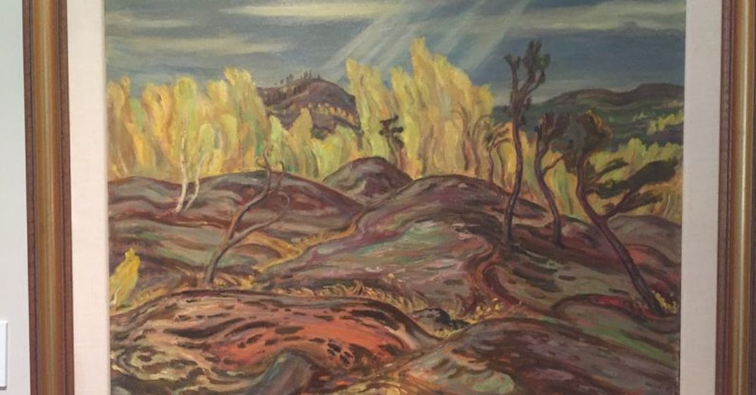 Valuable Group of Seven painting worth over $200,000 stolen from Toronto home
