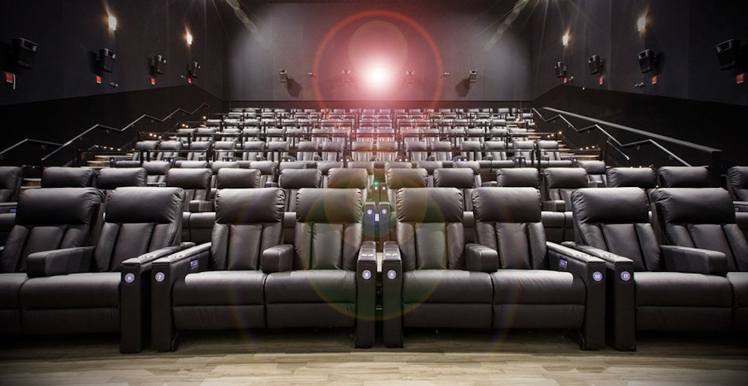 This Calgary movie theatre is getting power recliners and laser projection