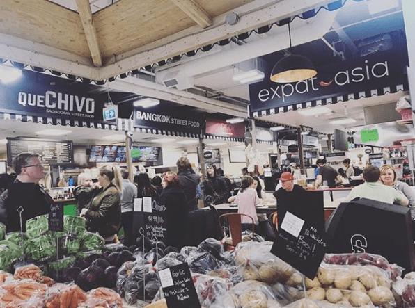 Avenida Food Hall