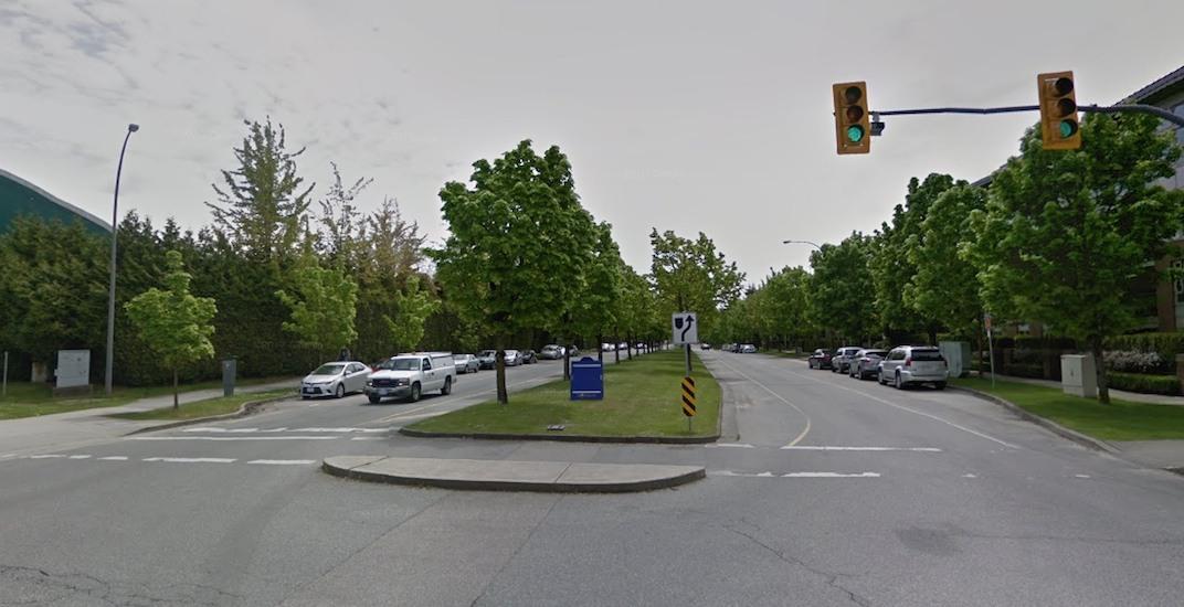 UBC East Mall