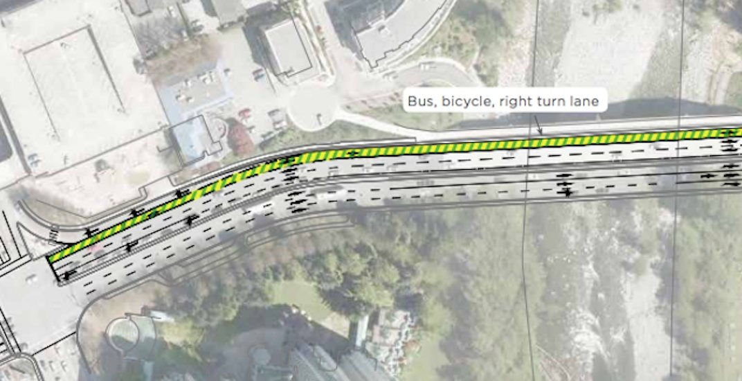 TransLink releases B-Line road design changes for North Vancouver