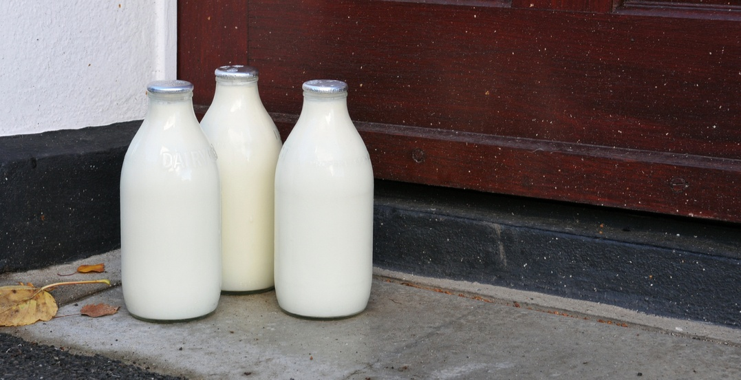 The milkman is about to make a comeback in Toronto