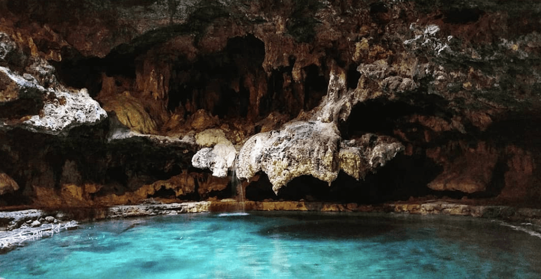 Awesome Alberta: These underground hot springs in Banff are a must-visit