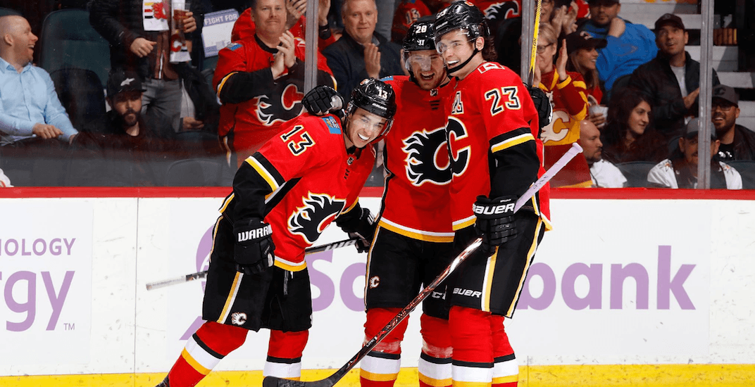 Toronto newspaper declares Calgary Flames to be 'Canada's team'