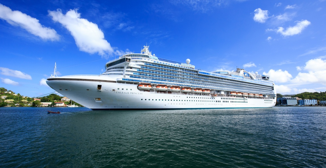 Cruise line hit with $20M fine after being caught dumping trash into ocean