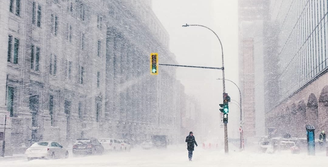 Environment Canada issues Winter Storm Warning for Montreal