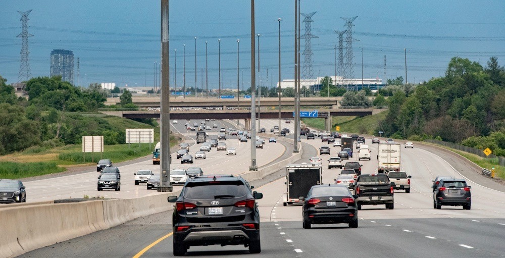 Highway 407 tolls and fee changes coming into effect in February