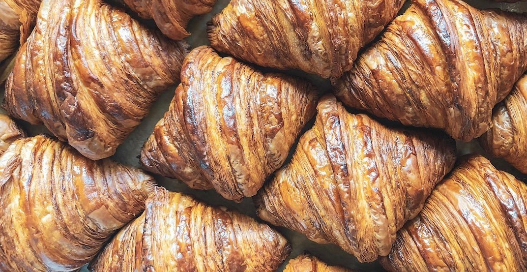 11 awesome places to get croissants in Vancouver