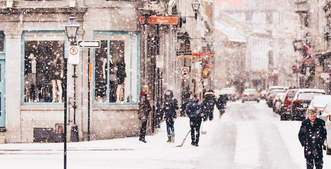 "Extended forecast predicts a ""snowy winter"" for Montreal"