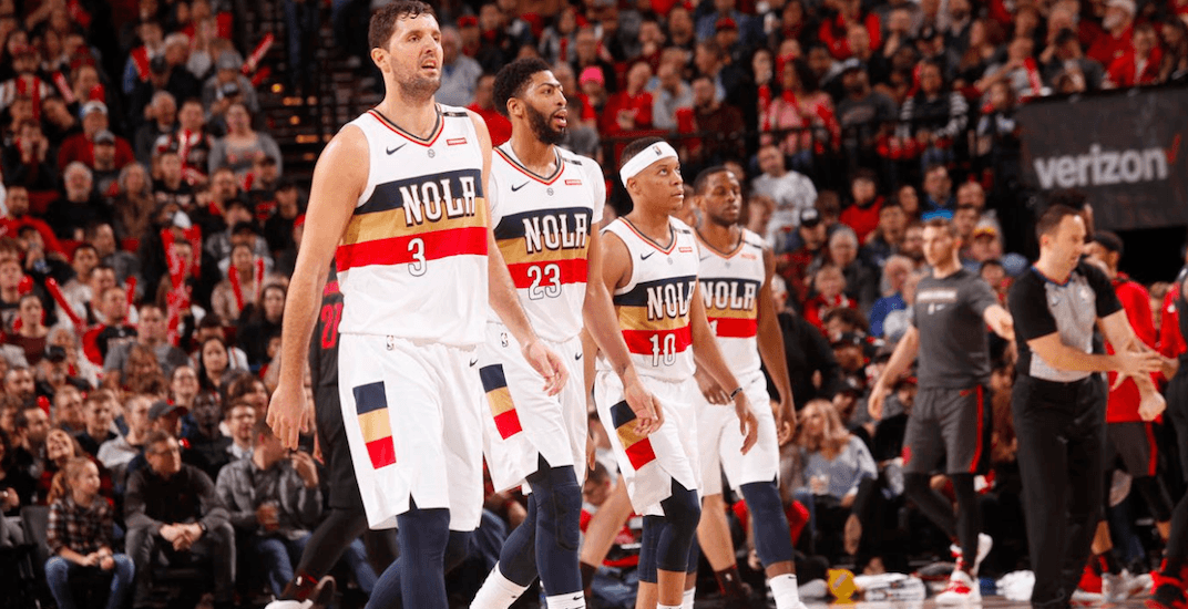 Vancouver listed among betting favourites to land NBA's New Orleans Pelicans