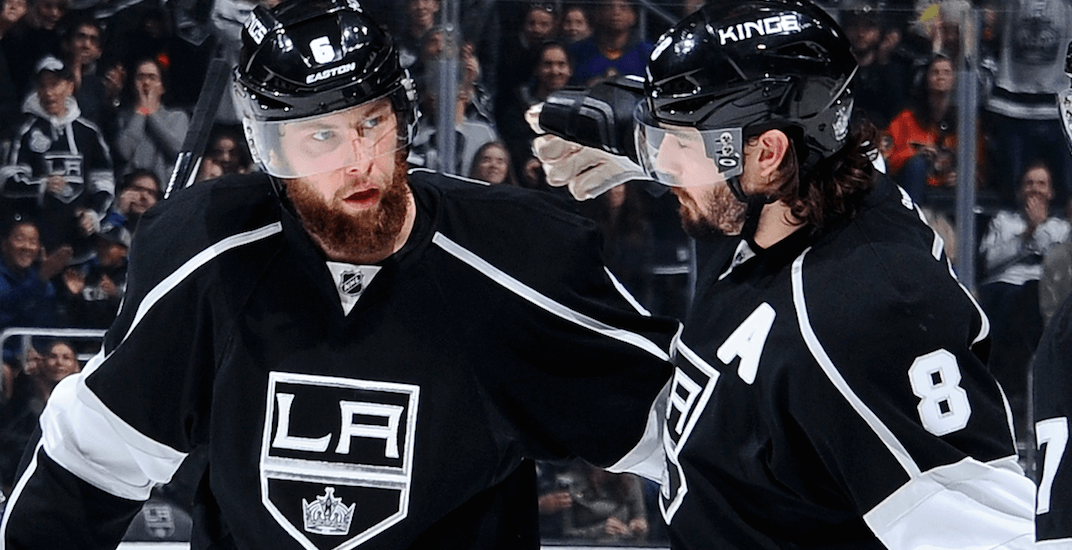 Maple Leafs acquire defenceman Jake Muzzin from Kings