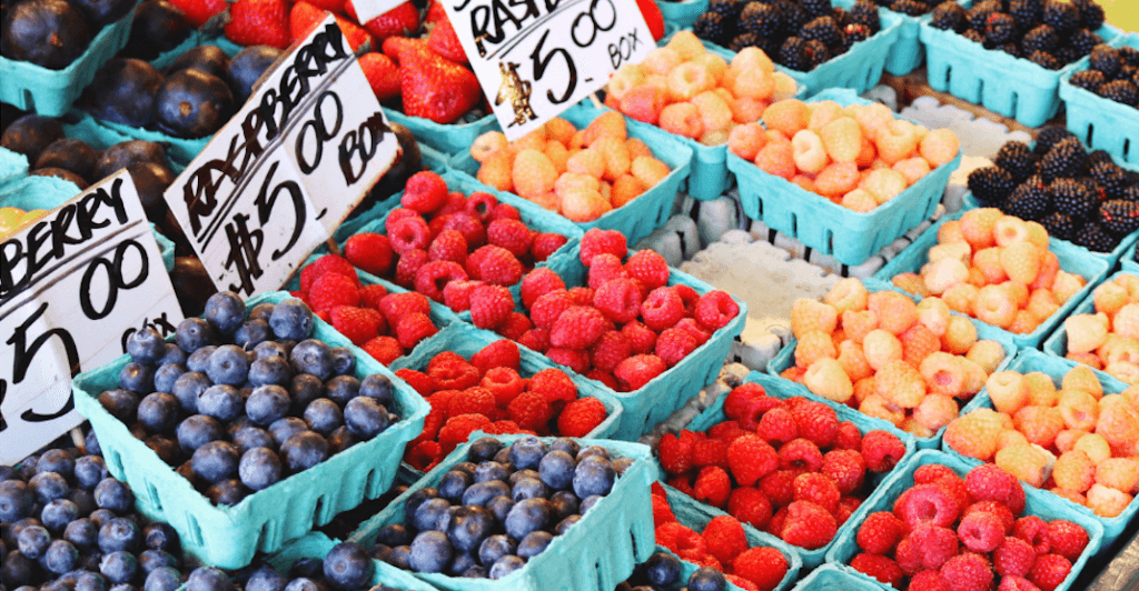 vegan market