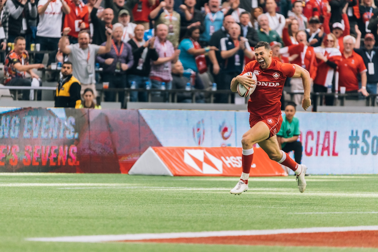 Organizers expect over 70,000 fans at Rugby Sevens in Vancouver this weekend
