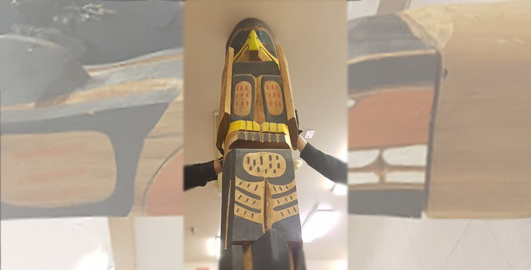 Police seek owner of 8-foot totem pole and other stolen goods
