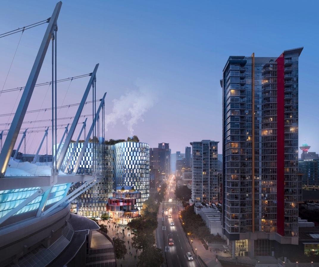 720 Beatty Street Vancouver Creative Energy