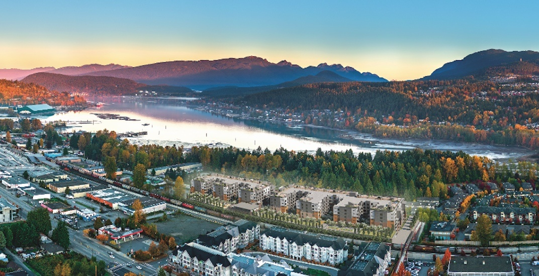 This Metro Vancouver housing development offers a 'rent-to-own' option