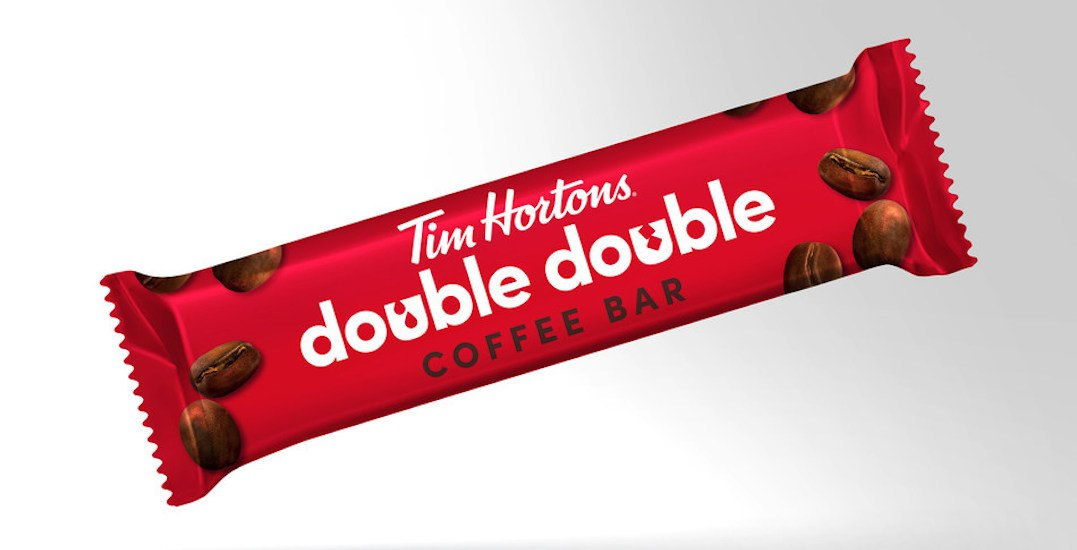 Tim Hortons is introducing a Double Double flavoured Coffee Bar