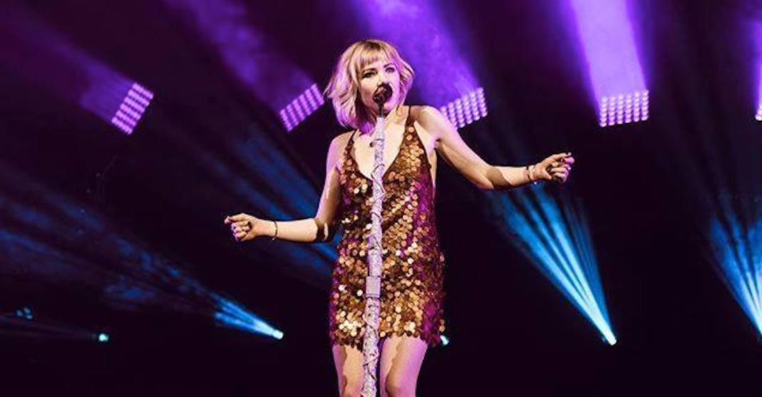 Carly Rae Jepsen to sing Canadian national anthem at NBA All-Star Game