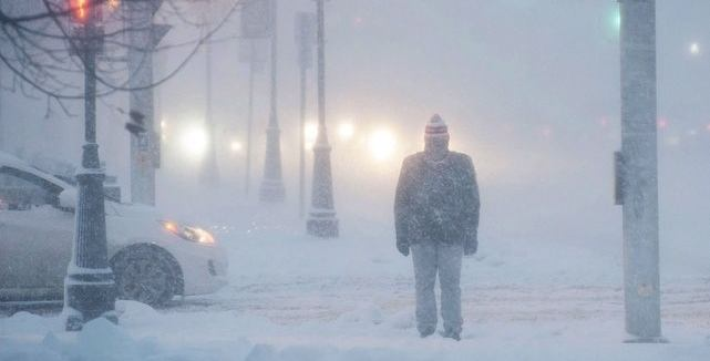 These tweets perfectly sum up the winter storm on the east coast