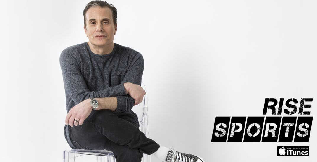 The Rise: TSN's Michael Landsberg opens up about battling depression
