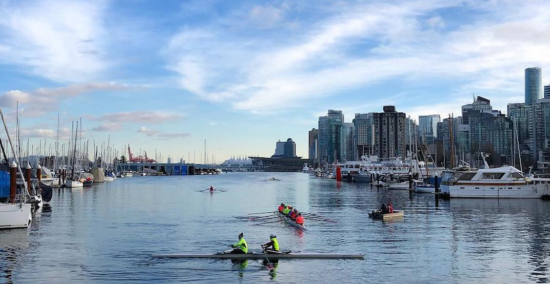 It feels almost 40°C warmer in Vancouver than Toronto right now (PHOTOS)