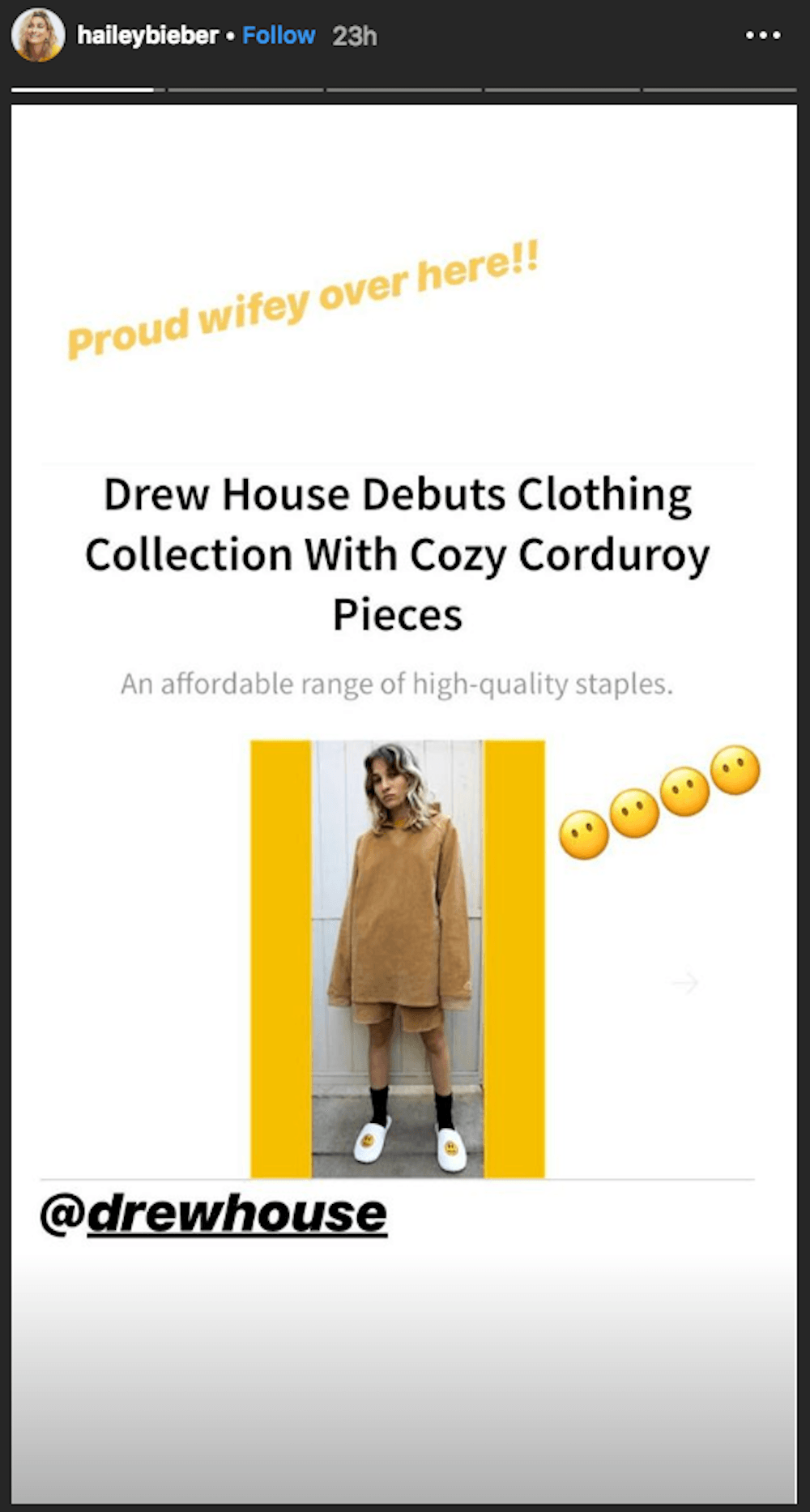 It looks like Justin Bieber just launched a clothing line   Daily ...