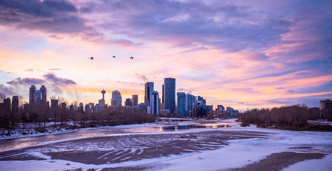 Calgarians are reacting hilariously to the city's current cold spell