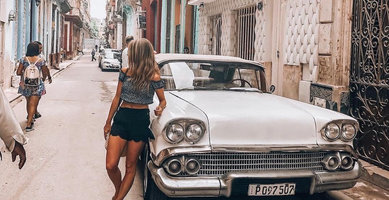 Streets of old havana. %40kelliepaxianinstagram