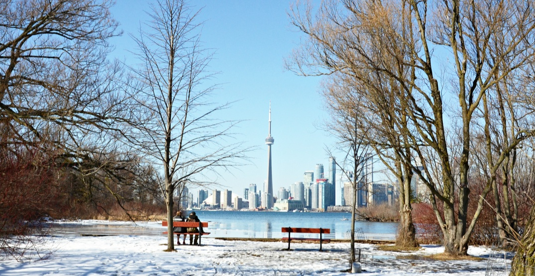 It's going to feel 36 degrees warmer in Toronto this weekend