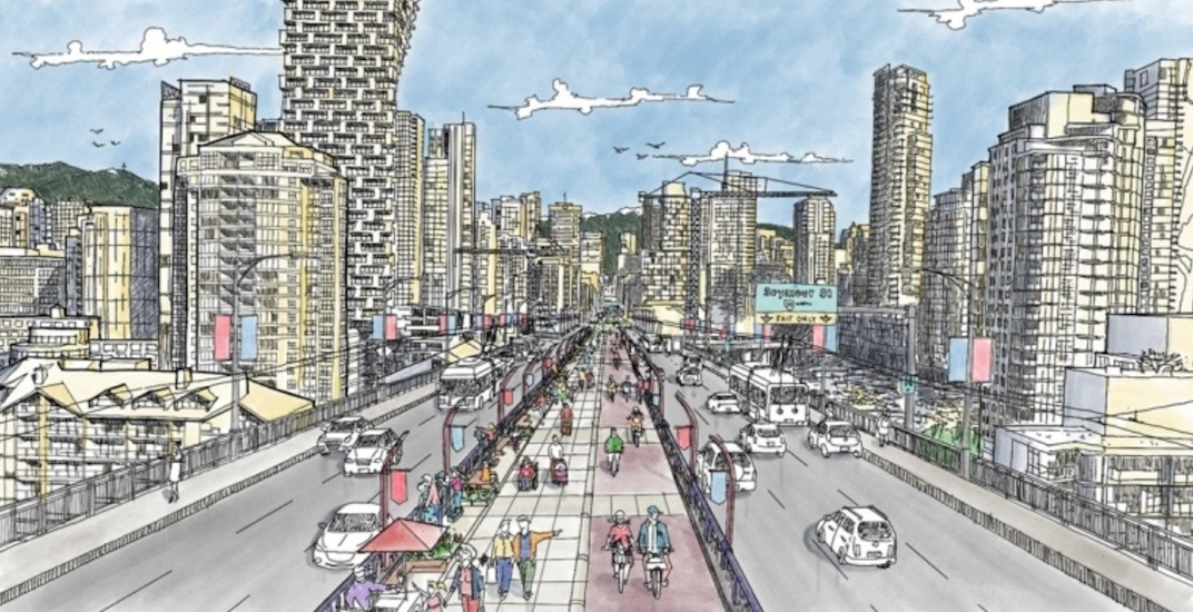 City Council approves next steps for Granville Bridge bike and walking path