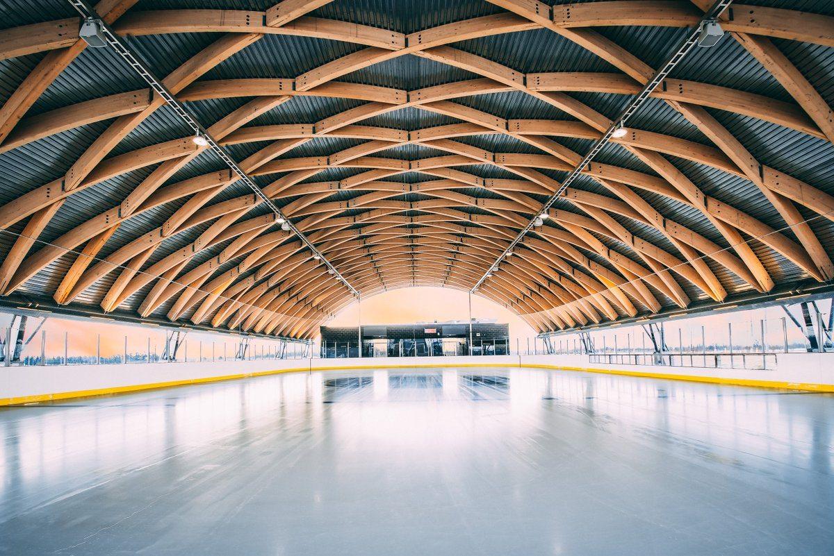 Brampton skating rink