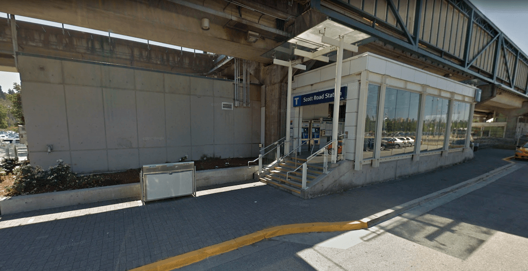 Surrey's Scott Road Station open following Wednesday's shooting