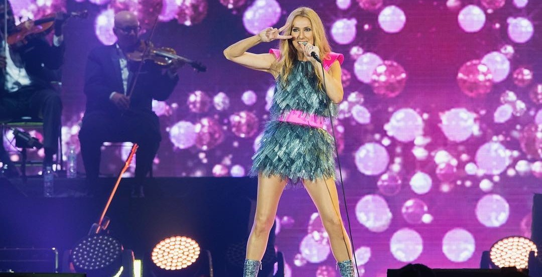 A new movie about Céline Dion's life is in the works: report