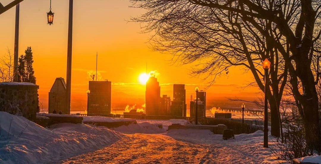 Temperatures are expected to hover over 0ºC all weekend in Montreal
