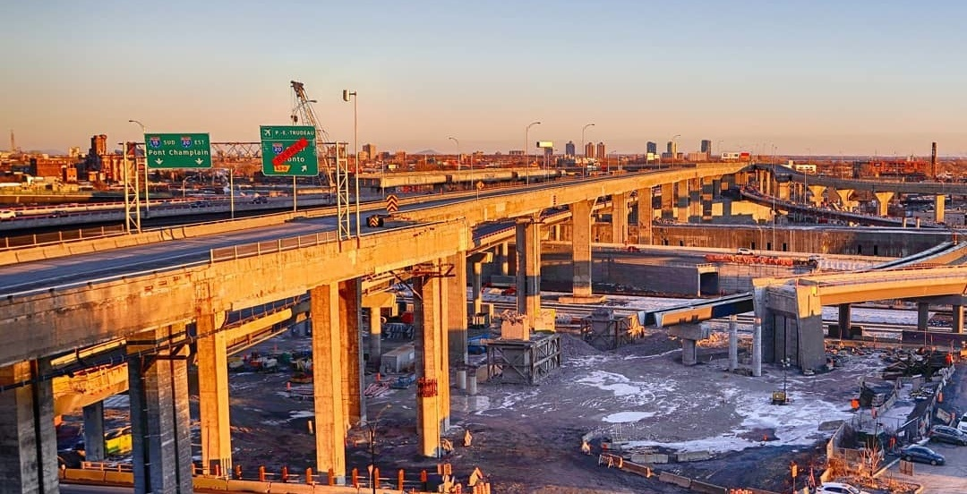 The Turcot Interchange will have another inconvenient closure all weekend