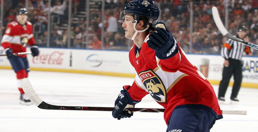 Former Canucks 1st rounder Jared McCann traded to Pittsburgh in 4-player deal