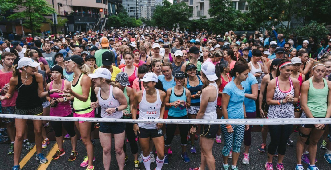 Registration for lululemon's SeaWheeze 2020 Half Marathon opens Wednesday