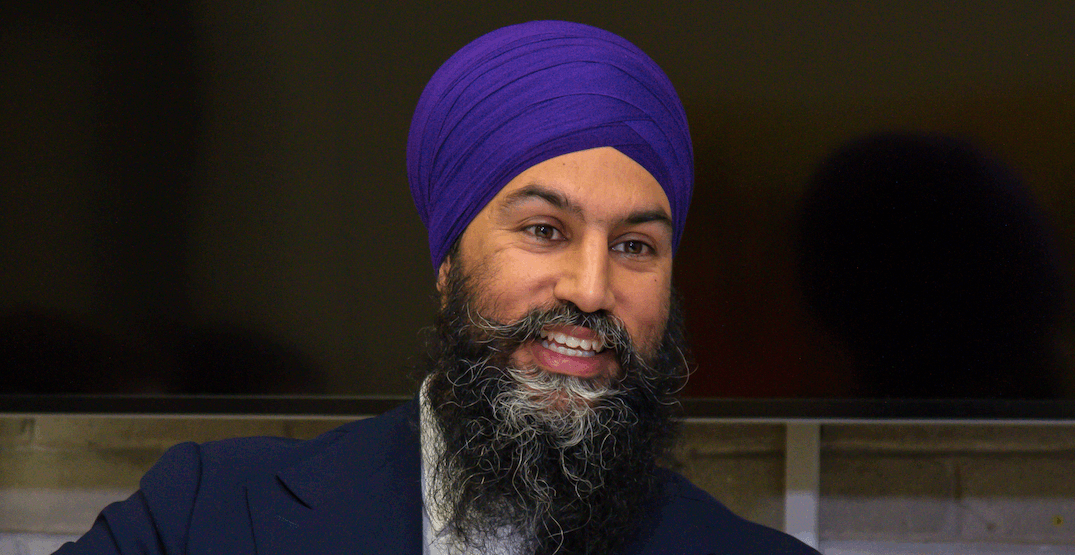 Jagmeet Singh wins crucial by-election, will be first non-white leader in House of Commons