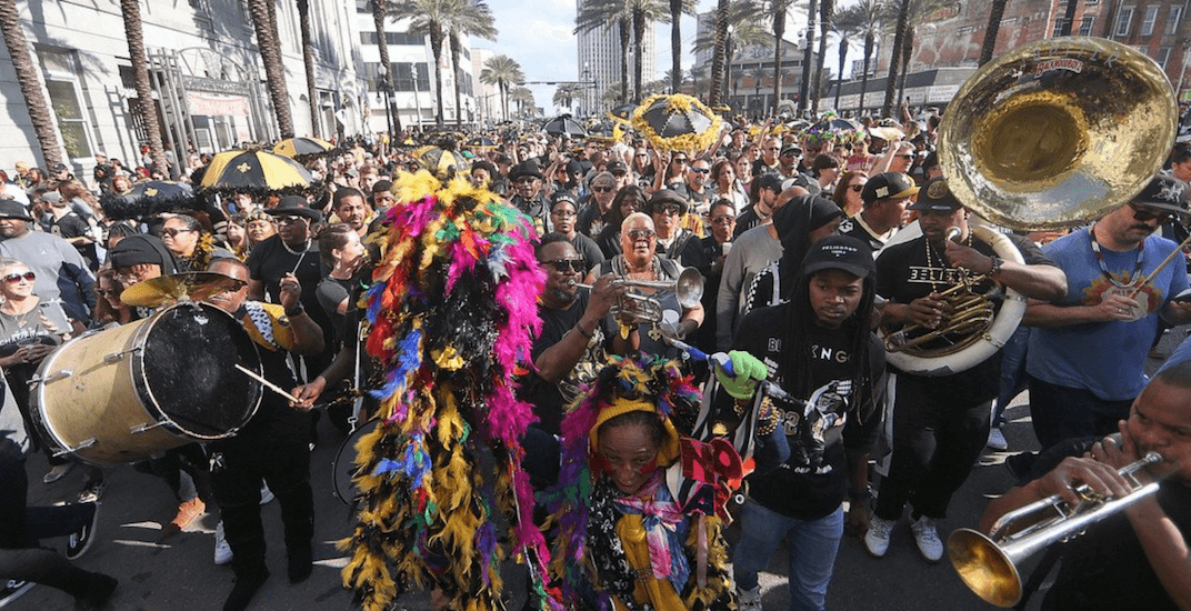 New Orleans boycotts the Super Bowl in record numbers