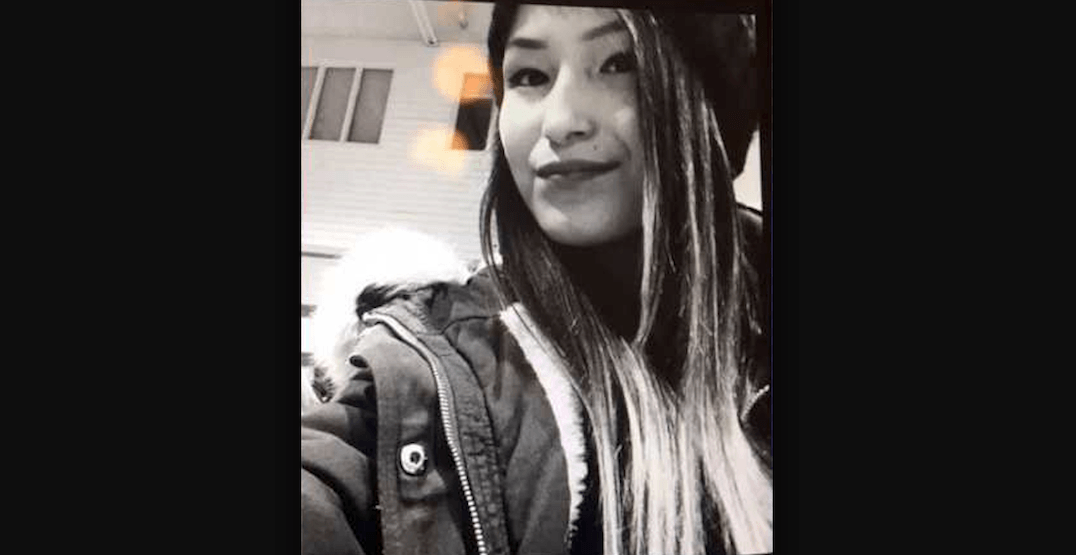 A 16-year-old girl has gone missing from Red Deer, Alberta