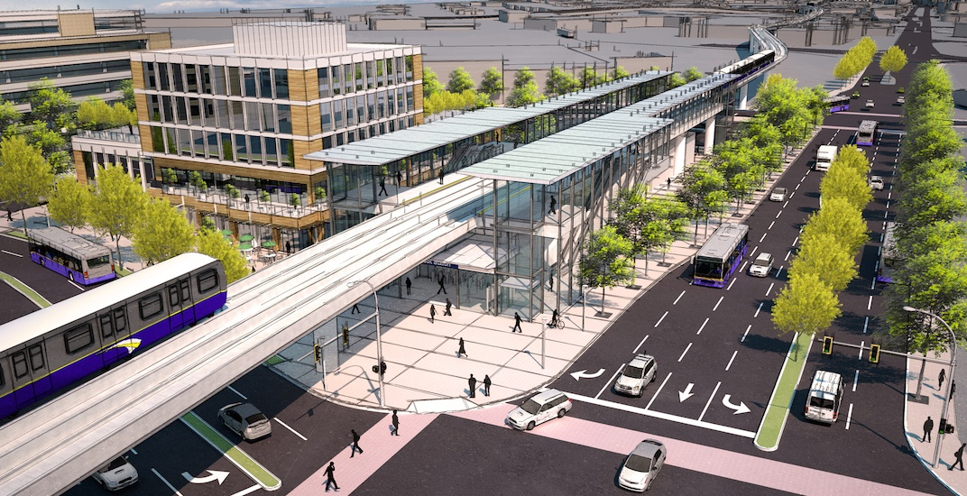 Fraser Highway SkyTrain extension project enters design public consultation  | Urbanized