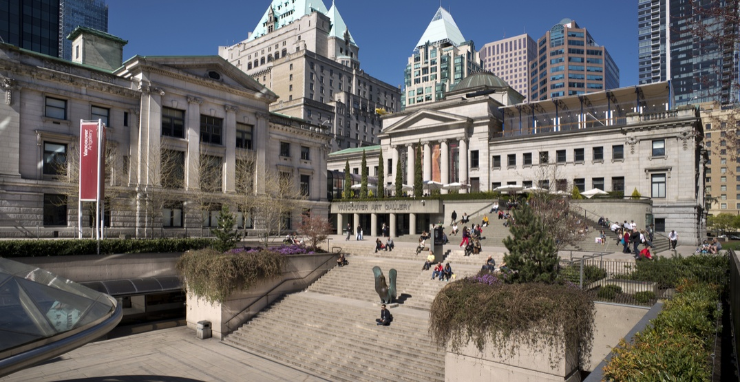 Vancouver Art Gallery closed until further notice amid coronavirus