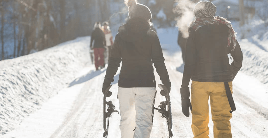 8 exciting snowy activities to do in and around Calgary this winter