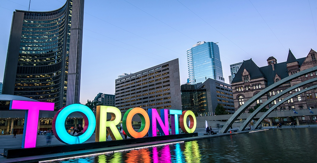 You can fly from Vancouver to Toronto for $374 roundtrip this spring