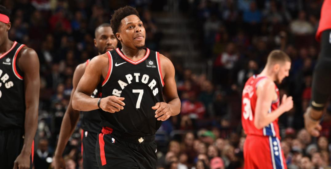 Lowry returns to lead Raptors to victory in Philadelphia