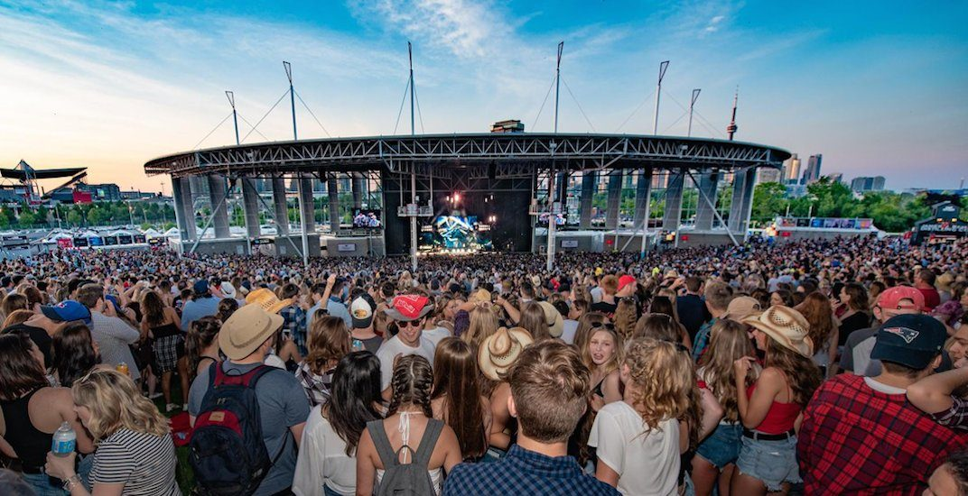 The popular Country Megaticket is returning to Toronto this spring