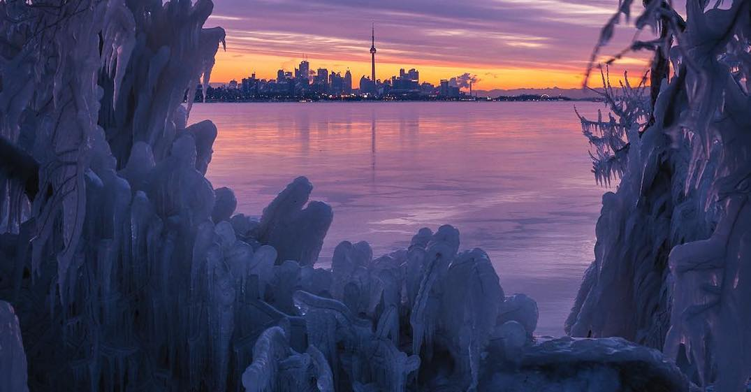 Environment Canada issues freezing drizzle advisory for Toronto