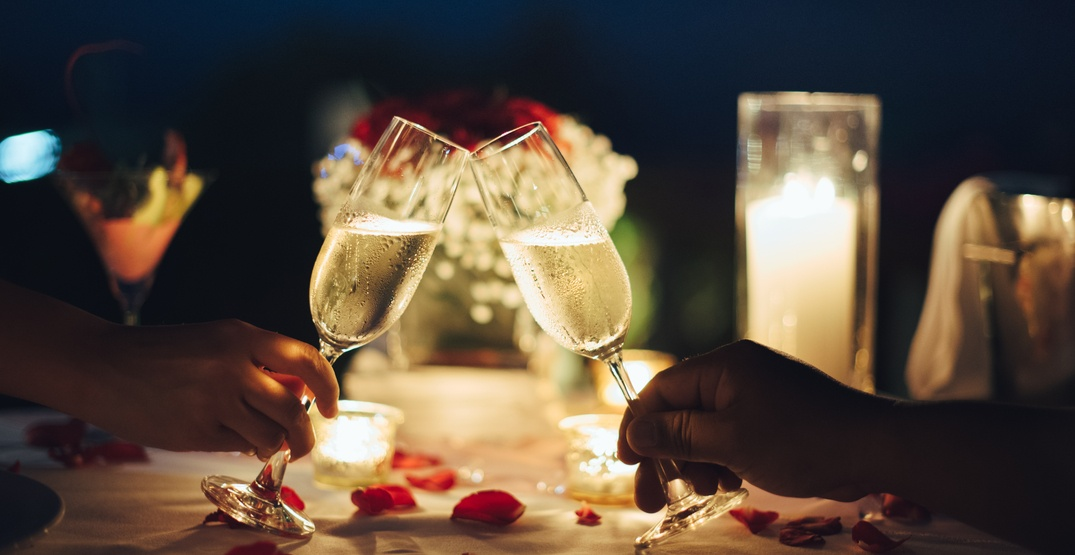 Win the ultimate Valentine's Day dinner date from Ocie Elliott (Contest)