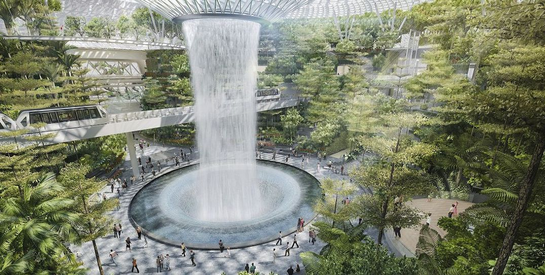 The world's best airport is about to get even better with this epic new addition (VIDEO)