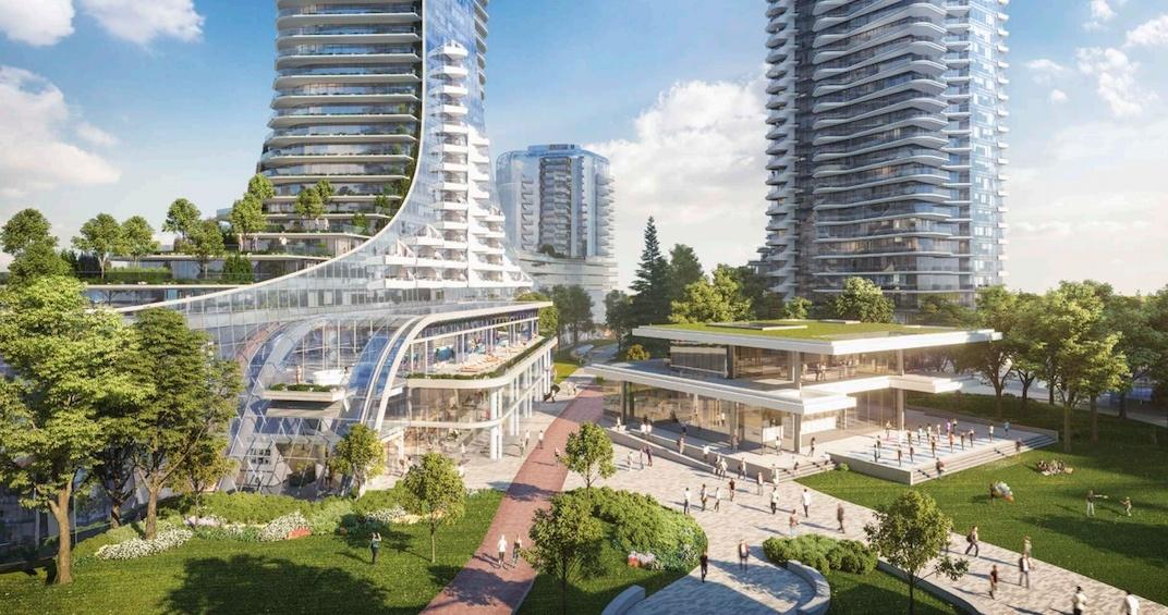 Oakridge Centre Vancouver Westbank